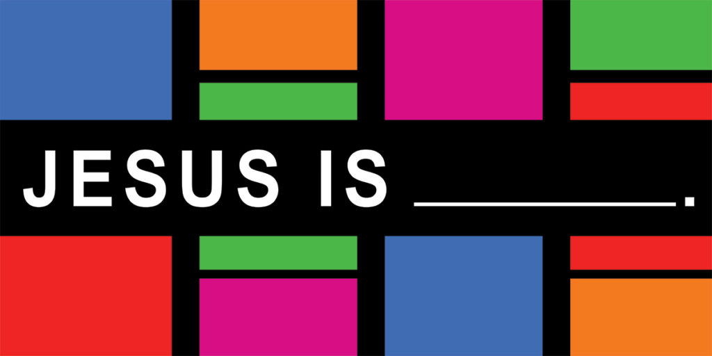 Sermon Series for the Month of October.  Come and learn more about who Jesus is!